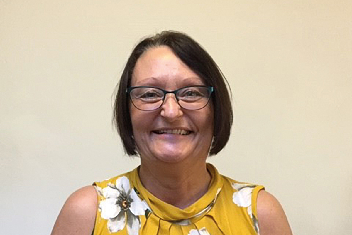 Hazel Terry, St Winifreds Care Home Manager