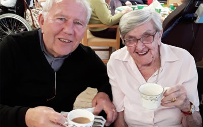 Guy Fawkes Day at St Winifreds Care Home