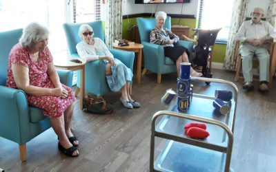 Sports Day at St Winifreds Care Home