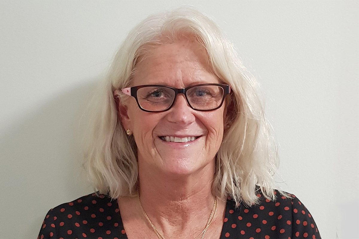 Mel Satchwell, Registered Manager for St Winifreds Care Home in Deal